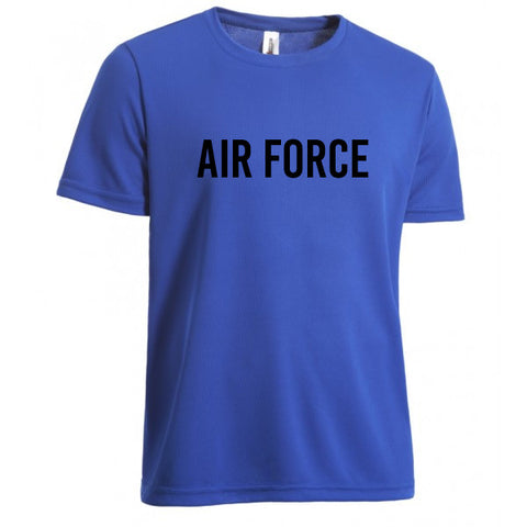 "Men's ""AIR FORCE"" Short Sleeve"