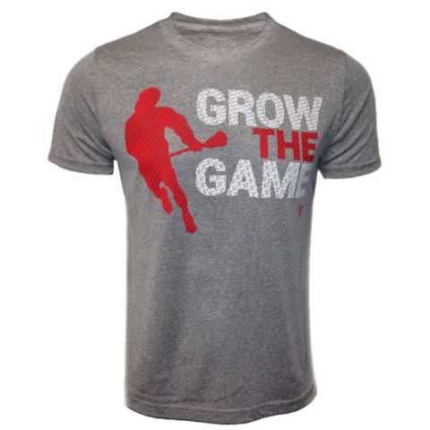 "Men's ViewSPORT ""Grow the Game"" Performance Short Sleeve Crew"