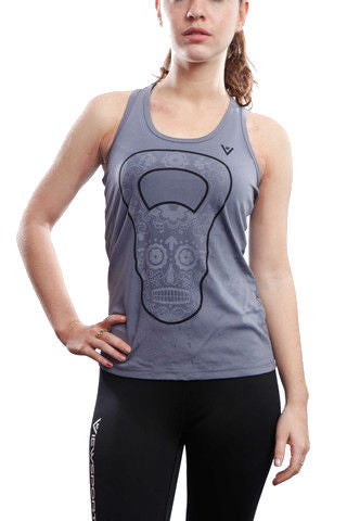 "Women's ""Kettlebell"" Performance Tank"
