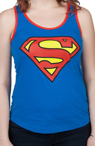 "Women's ""Supergirl"" Tank"