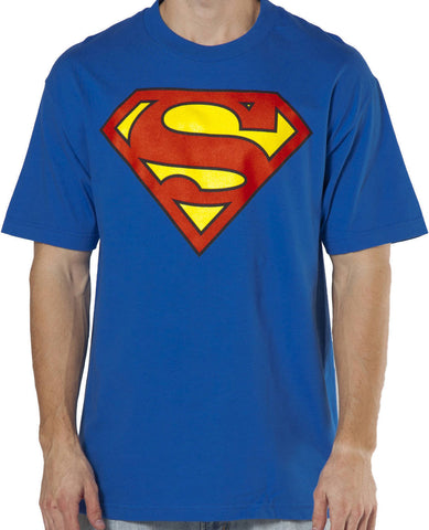 "Men's ""Superman"" Short Sleeve"