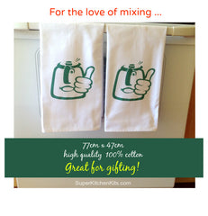 THUMBS UP Thermie! Tea Towels (2)