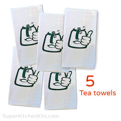 Thumbs Up Thermie Towels (5)