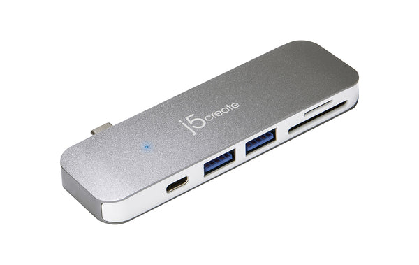 JCD388 USB Type-C UltraDrive Mini Dock 6-in-1