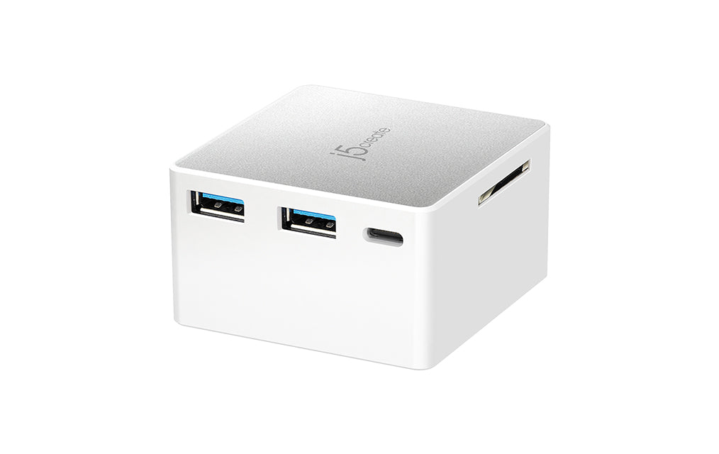 JCDP385 USB Type-C Powered Mini Docking Station