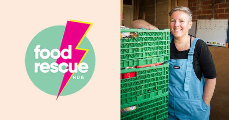Food Rescue Hub, a community taking action on food waste