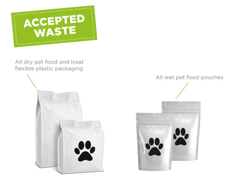 pet food pouch terracycle recycling