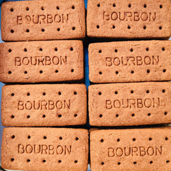 biscuits BOURBON CREAMS (x24 refill)