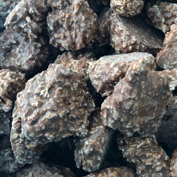 chocolate coconut clusters (0.5L refill)