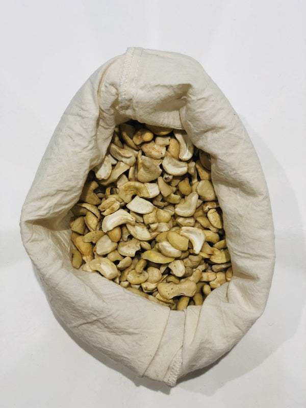 cashew nuts large pieces (0.5L refill)