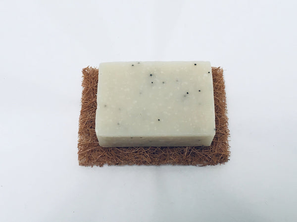 body soap (PEPPERMINT & POPPY SEED)