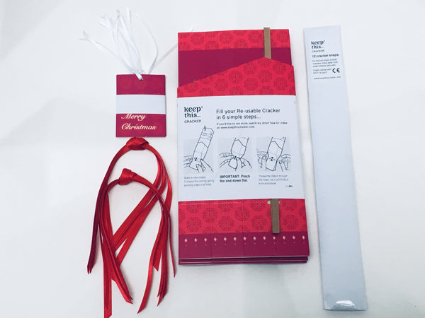 reusable xmas crackers