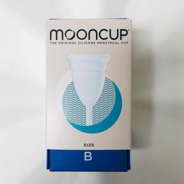 reusable period Mooncup