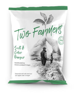 crisps (in compostable packet) SALT & CIDER VINEGAR