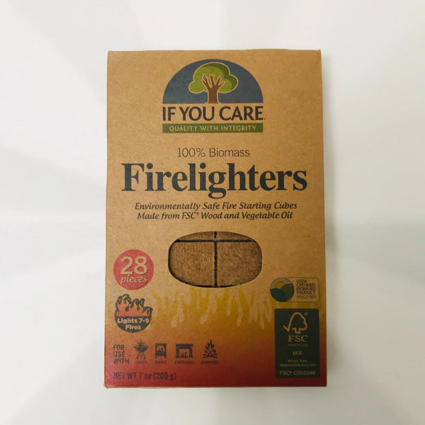 biomass firelighters x 28