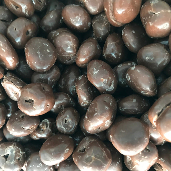 belgian chocolate raisins refill