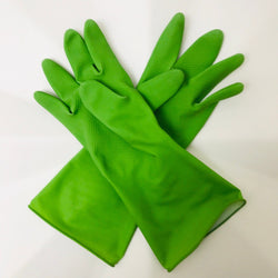 rubber gloves (medium)