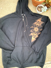 Load image into Gallery viewer, Grateful Metatrons Cube Hoodie
