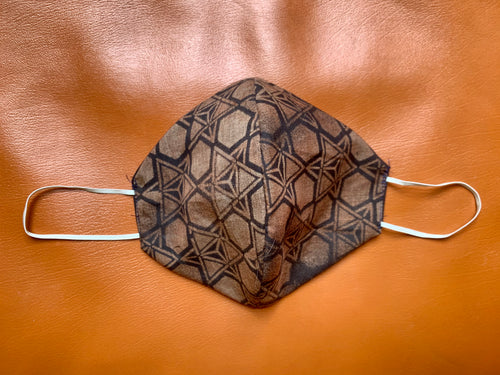 Metatrons Cube Face Mask