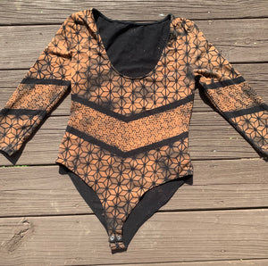 Ansana Long Sleeve Leotard