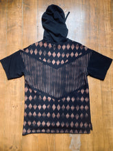 Load image into Gallery viewer, Cirque Jester Short Sleeve Hoodie