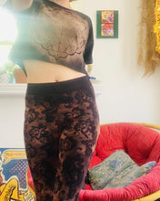 Load image into Gallery viewer, Lace Leggings