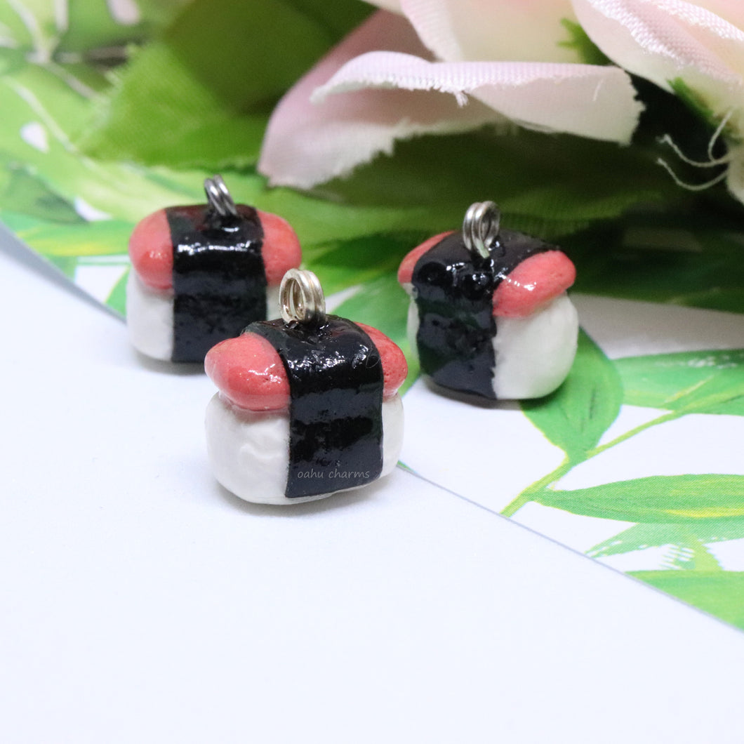 Hawaiian Spam Musubi Charm