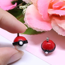 Load image into Gallery viewer, Poke Ball Charm