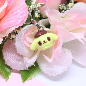 Pompompurin Ice Cream Charm