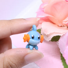 Load image into Gallery viewer, Mudkip Water Type Pokemon Charm
