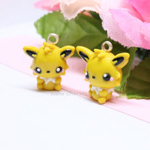 Load image into Gallery viewer, Jolteon Electric Fox Charm