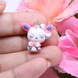 Sylveon Pokemon Charm