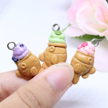 Load image into Gallery viewer, Taiyaki Dessert Charm