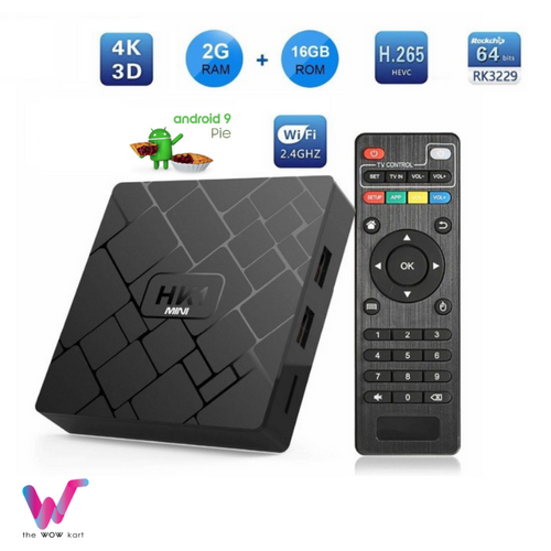 Android 9.0 Smart TV BOX