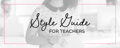 Style Guide for Teachers