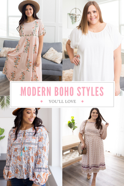 Styles You'll Love: Modern Boho