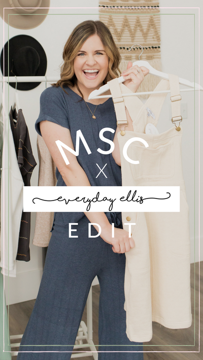 MSC X Everyday Ellis Edit