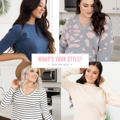 What's Your Style? Take our Quiz to Find Out!