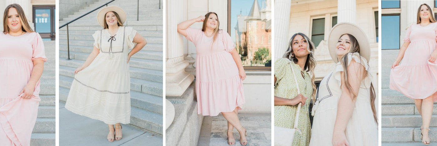 Curvy boutique clothing