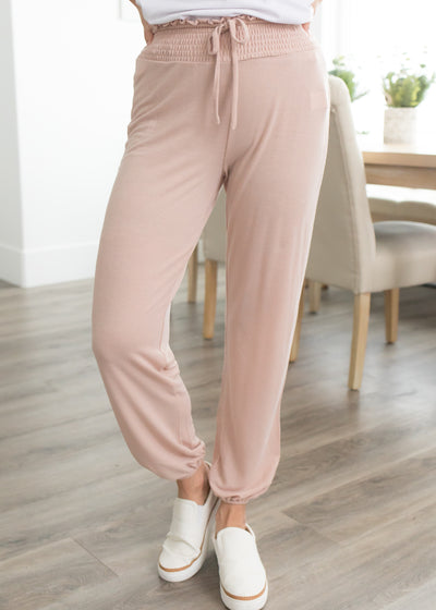 Becky Blush Joggers