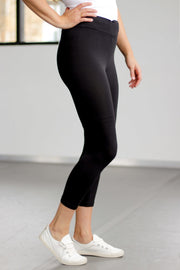 Seamless Capri Legging