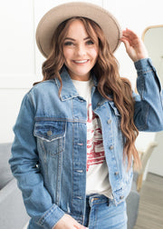 Lilliana Denim Jacket
