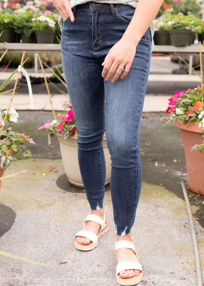 Tyree High Rise Skinny Jeans
