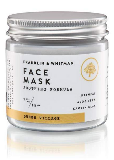Queen Village Face Mask
