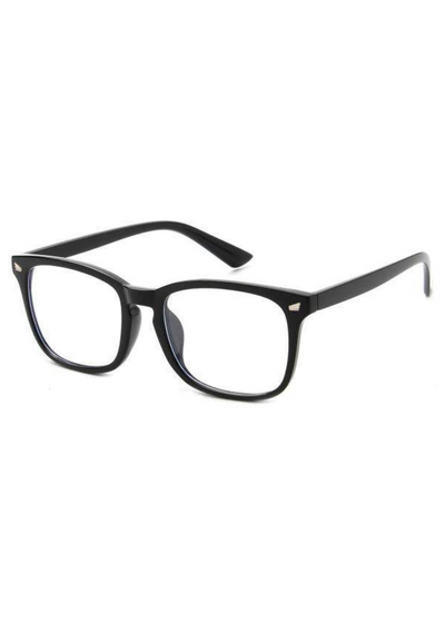 Black Blue Light Blocker Glasses