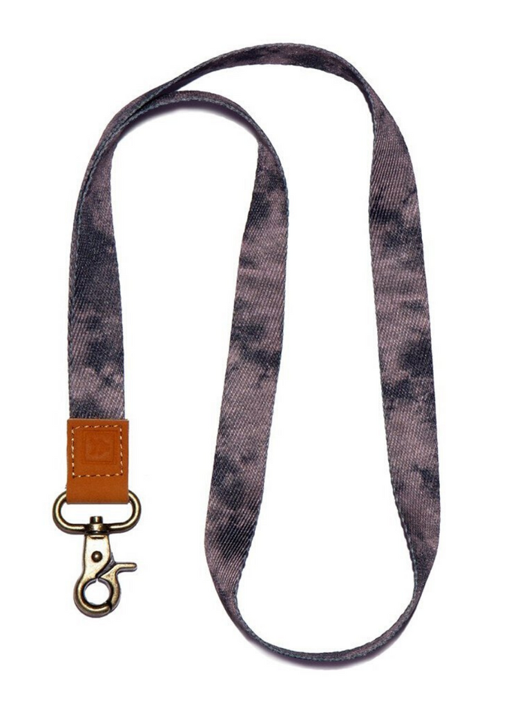 Thread Wallets Ash Neck Lanyard