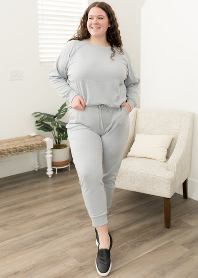 Valley Grey Set in Curvy