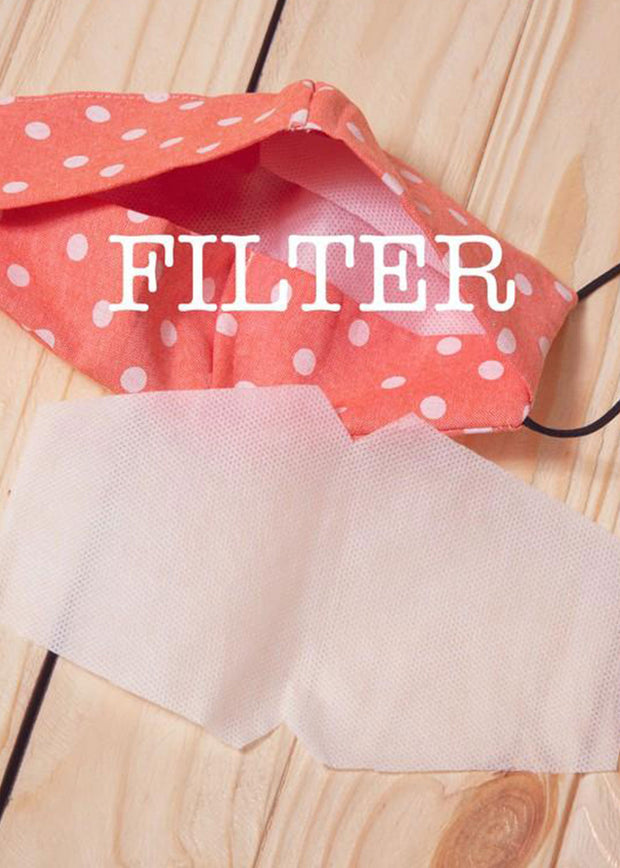 White Replaceable Filter Pack