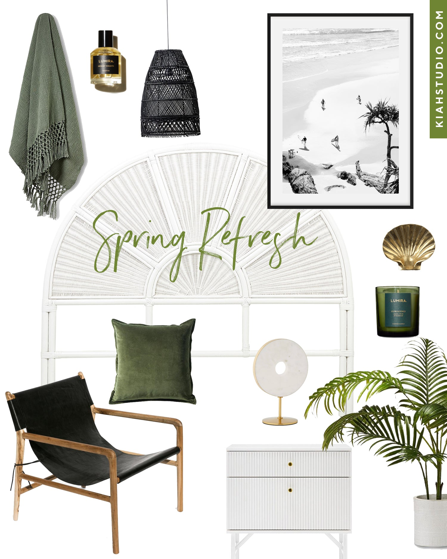 Styling Moodboard with Prints