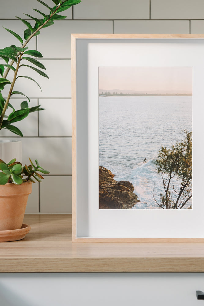 Golden Hour Memento Print
